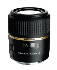 Tamron AF SP 60mm F/2.0 DiII LD (IF)