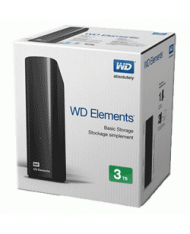 WD Elements Basic Storage 3TB