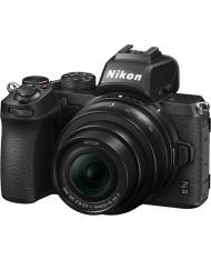 Nikon Z50 kit 16-50mm + FTZ adapter
