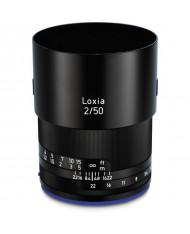Zeiss Loxia 50mm f/2 Planar E Mount