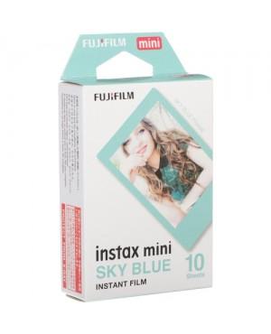 Fujifilm instax mini Sky Blue Instant Film (10 Exposures)