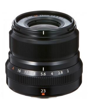 Fujifilm XF 23mm f/2 R WR Lens Black