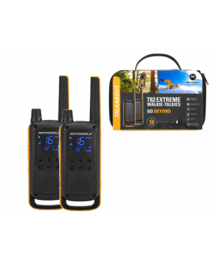 Motorola Talkabout T82 EXTREME Walkie-Talkies