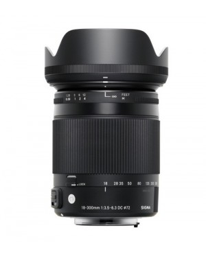 Sigma 18-300mm F3.5-6.3 DC Macro OS HSM Contemporary for Sony