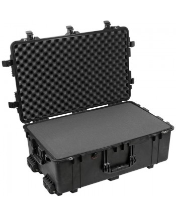 Peli 1650 Case with Foam (Black)