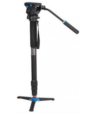 Benro A48TDS4 Fluid video monopod