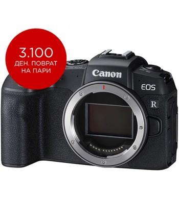 Canon EOS RP body + mount adapter EF-EOS R