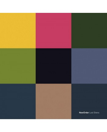 New Order Lost Sirens