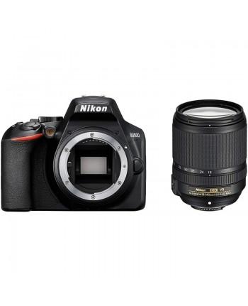 Nikon D3500 18-140mm + SD 64GB
