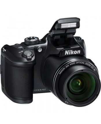 Nikon Coolpix B500 + Nikon Bag + SD 16GB