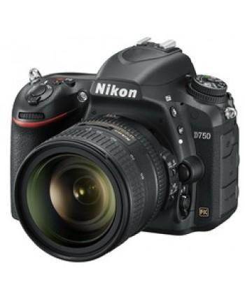 Nikon D750 kit 24-120mm f/4G ED VR