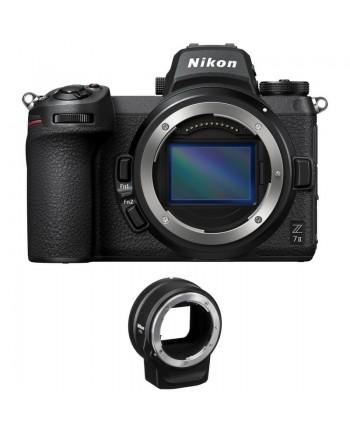 Nikon Z 7II Body with FTZ Adapter Kit