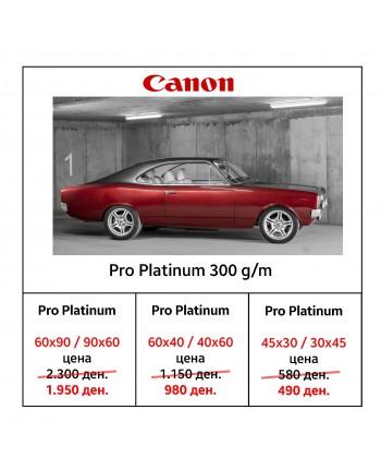 Canon Photo Paper Pro Platinum 300 g/m