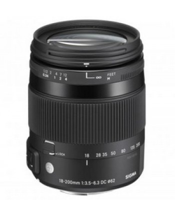 Sigma 18-200mm F3.5-6.3 DC Macro HSM Contemporary for Pentax