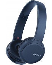 Sony WH-CH510 Wireless On-Ear Headphones (Blue)