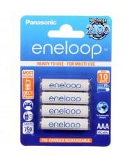 Panasonic Eneloop AAA Rechargeable Ni-MH Batteries