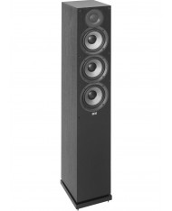 ELAC Debut 2.0 Floorstanding Speaker DF52 Black