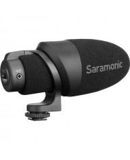 Saramonic CamMic Camera-Mount Shotgun Microphone for DSLR and Smartphones