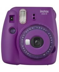 FujiFilm Instax Mini 9 Purple with Clear Accents