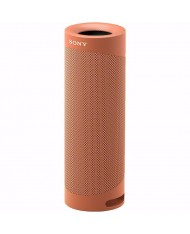 Sony SRS-XB23 Portable Bluetooth Speaker (Coral Red)