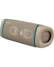 Sony SRS-XB33 Portable Bluetooth Speaker (Taupe)