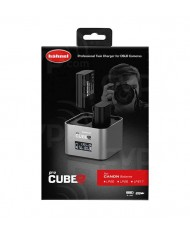 Hahnel ProCube 2 Twin Charger for Canon