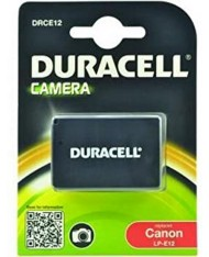 Duracell DRCE12 (LP-E12) - Digital Camera Battery 7.2V 600mAh