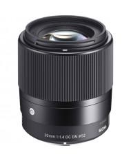 Sigma 30mm f/1.4 DC DN Contemporary Lens for Sony E