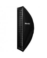 Phottix Solas Strip Softbox with Grid 35x140cm