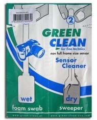 Green Clean SC - 4070 Non Full Frame Sensor Wet Foam & DRY Sweeper