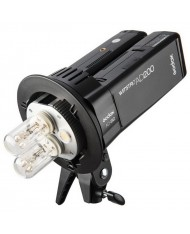 Twin Head Bracket AD-B2 for GODOX WITSTRO AD200 TTL