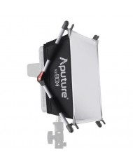 Aputure EZ Box+ II Softbox Kit for Amaran Tri-8, 672 and 528 LED Light Panels
