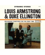 Louis Armstrong & Duke Ellington – Recording Together For The First Time