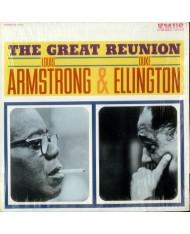 Louis Armstrong & Duke Ellington – The Great Reunion