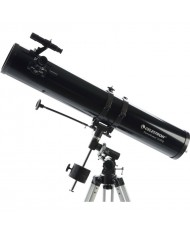 Celestron PowerSeeker 114EQ 114mm f/8 Reflector Telescope