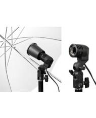 Single E27 Lamp/Umbrella holder
