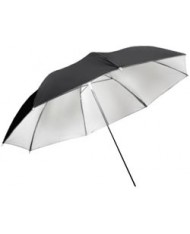 White Reflective Umbrella 150cm