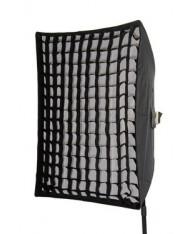 Deep Softbox with grid 91x122 cm