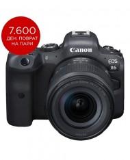 EOS R6 RF24-105mm F4-7.1 IS STM Lens Kit