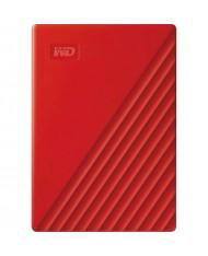 WD 4TB My Passport USB 3.0 Secure Portable Hard Drive