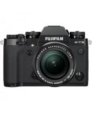 Fujifilm X-T3 double lens kit XF 18-55mm