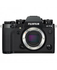 Fujifilm X-T3 Body + FUJIFILM MHG-XT3 Metal Hand Grip