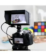 "Godox GM55 5.5"" 4K HDMI Touchscreen On-Camera Monitor"