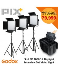 Godox LED 1000 set