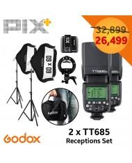 Godox reception kit tt685