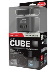 Hahnel ProCube 2 Twin Charger for Nikon