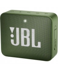 JBL GO 2 Portable Wireless Speaker (Moss Green)