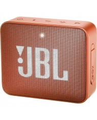 JBL GO 2 Portable Wireless Speaker (Coral Orange)