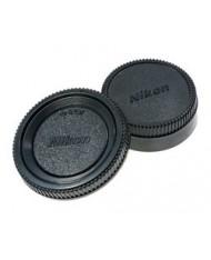 Nikon Body and Lens cap