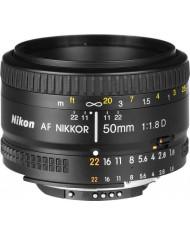 NIKKOR AF 50mm F/1.8D